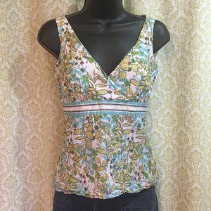 NWOT Ann Taylor Loft Petites blouse